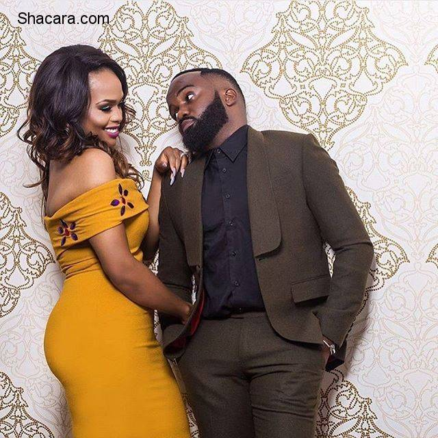 CHIOMA OTISI AND NOBEL IGWE TIE THE KNOT TRADITIONALLY