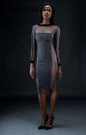 'Red Light District' A Wonderful Pre Fall 2016/2017 Collection By Nigeria's Weiz Dhurm Franklyn