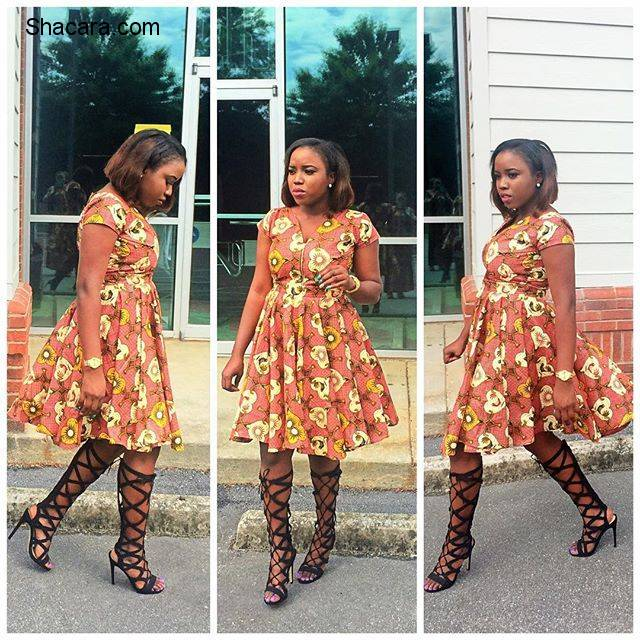 Trending Beautiful Ankara Fashion Styles