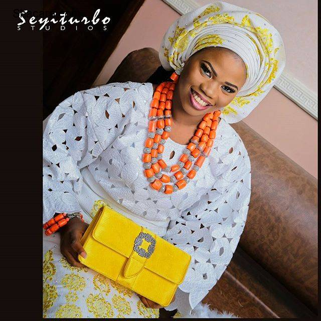 Wedding Glam! Bimmms24 Has The Best Aso-oke Designs For All Occasions