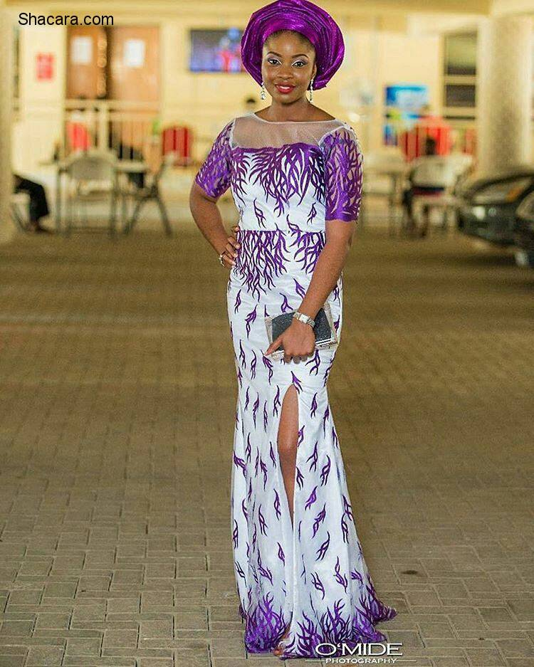 COLLECTION OF BEAUTIFUL ASO EBI FASHION STYLE FROM OUR FANS