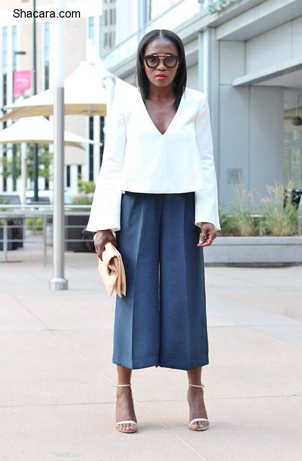 HOW TO ROCK CULOTTES VS PALAZZO LIKE A BOSS