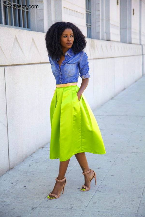 7 AMAZING WAYS TO INCORPORATE NEON INTO YOUR WARDROBE