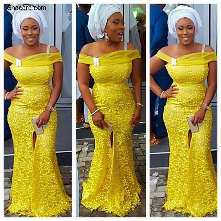 ASO EBI STYLES WITH A SPLASH OF GLAMOUR