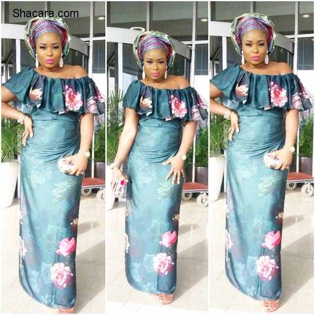 YUMMY MUMMY TADE AYENI IS OUR WOMAN CRUSH