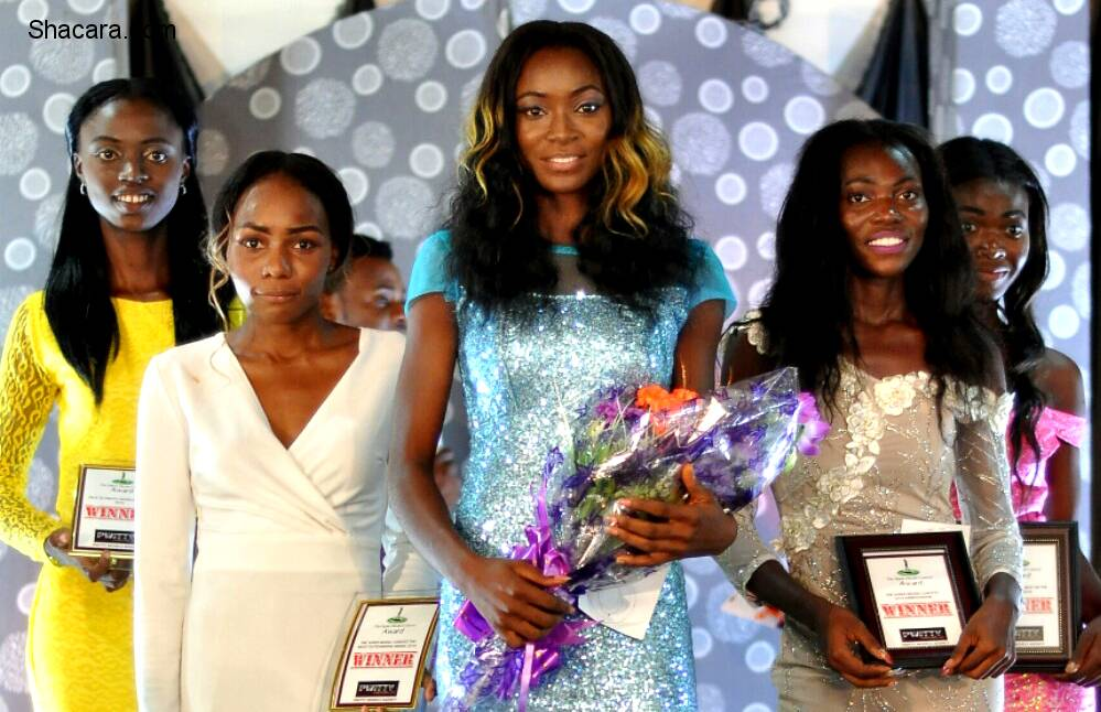 PICTURES: Ukadike Wins Nigeria's Super Model Contest TV Show & Set To Walk Accra Fashion Week