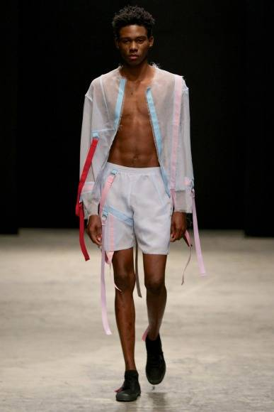 Tsepo Tsotetsi  @ South Africa Menswear Week 2016/2017: Cape Town