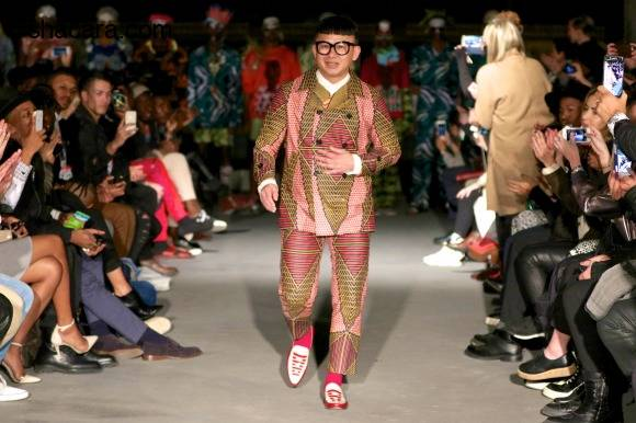 Chulaap by Chu Suwannapha  At South Africa Menswear Week 2016/2017: Cape Town