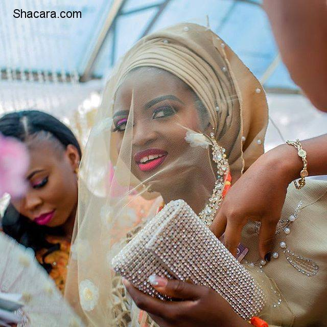 THE SIMPLE ROMANTIC AND GORGEOUS LOVE MARRIAGE OF AISHA AND SIMI