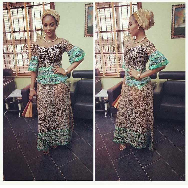 Slay Festival! The Aso Ebi styles We Saw Over The Weekend Were Lit