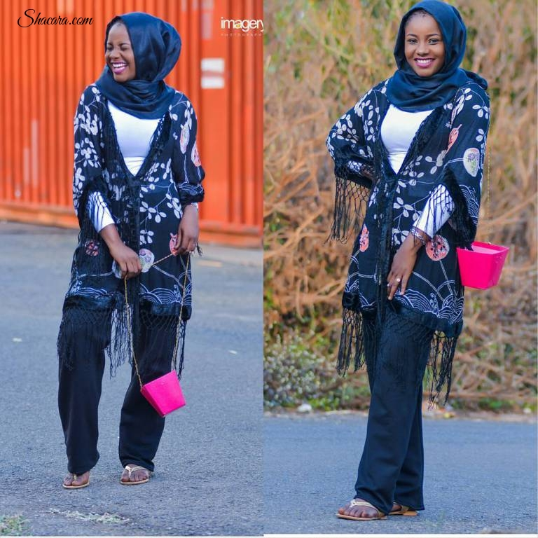 THE STYLISH MUSLIMAH: CHECK FOR STYLE INSPIRATION