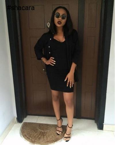5 Times Mocheddah Showed Us How To Wear All Black