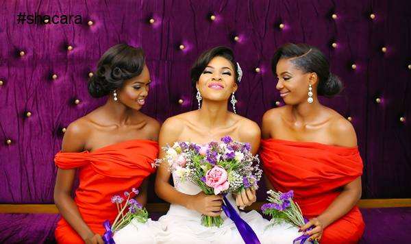 Queen Beauty Lounge Celebrates Its Second Anniversary With Women Of The Wedding Campaign