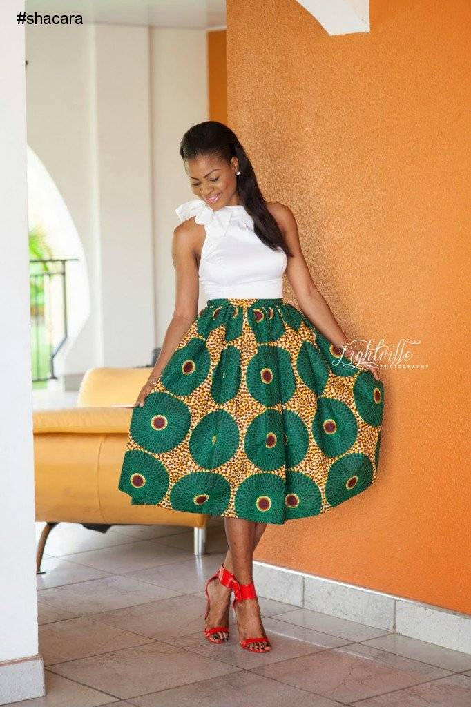 FIRST-RATE ANKARA STYLES YOU SHOULD HAVE IN YOUR CLOSET