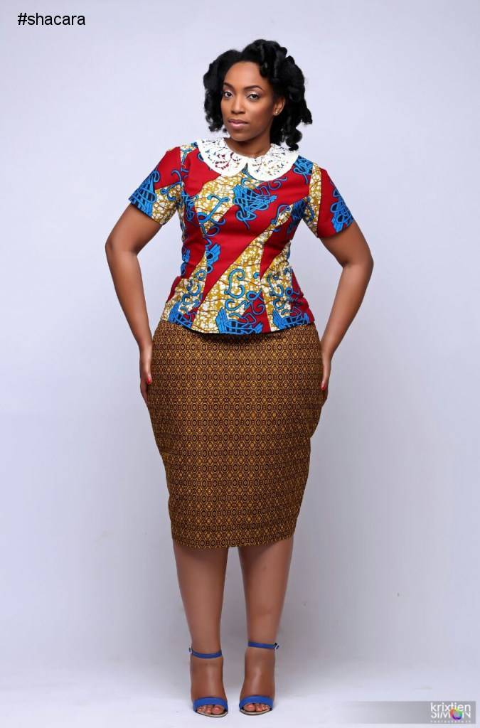 MA'BELLO PRESENTS IMOSE COLLECTION FOR THE PLUS SIZE WOMAN