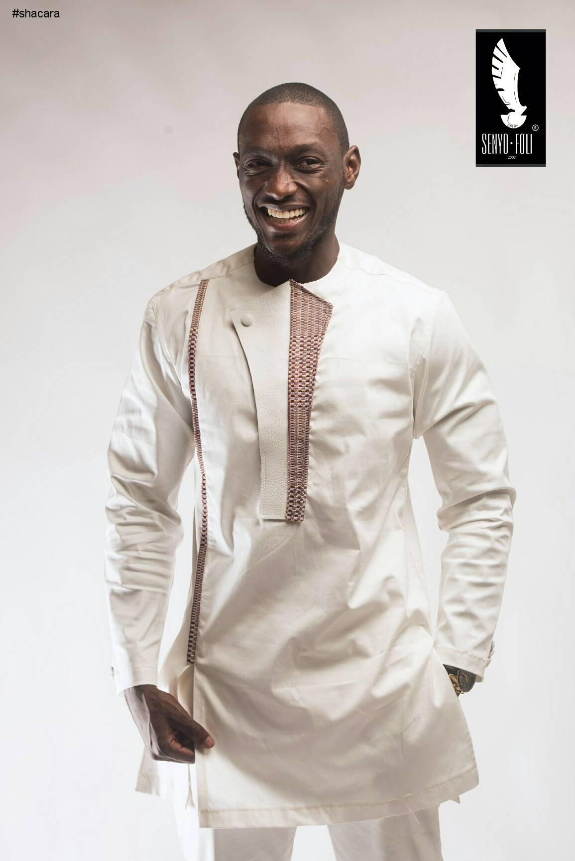 Amazing Ghanaian Designer Senyo.Foli Presents Their 'Leather & Luxury' Collection