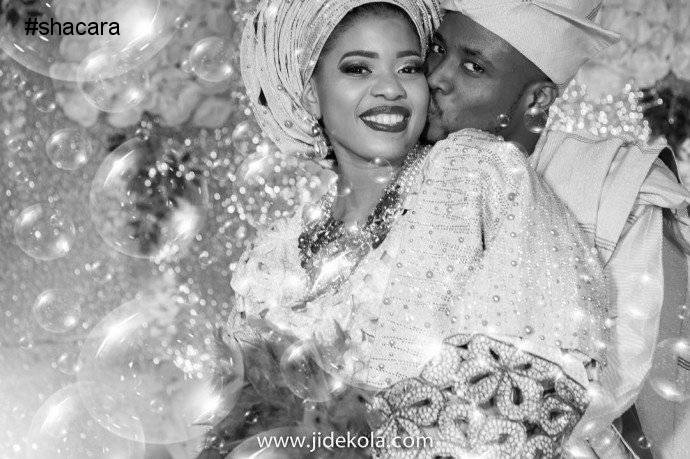 THE LOVE OF ALL TIMES WEDDING OF ROTIMI AND MUYIWA