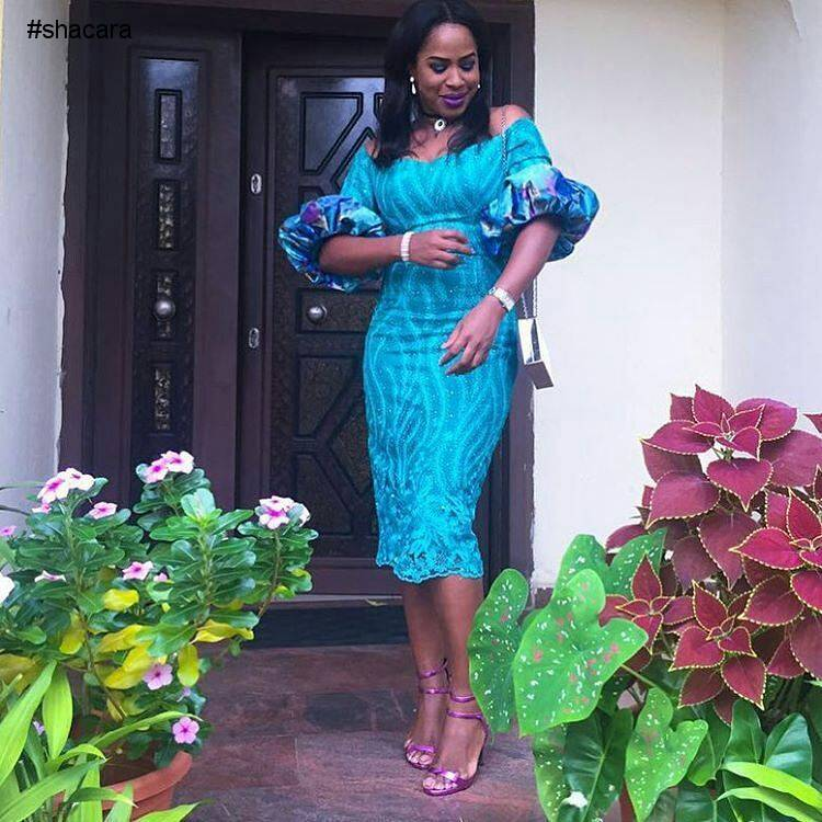CHECK OUT THESE LATEST ASO EBI STYLES FROM OUR INSTAGRAM FASHIONISTAS