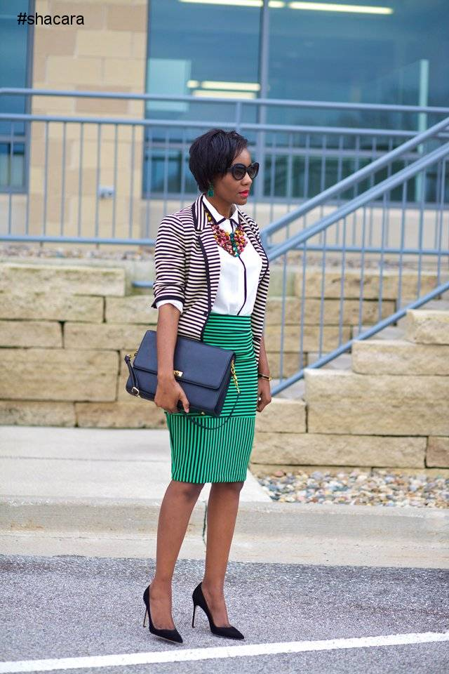 OFFICE OUTFIT COMBINATIONS THAT WORK EVERY TIME