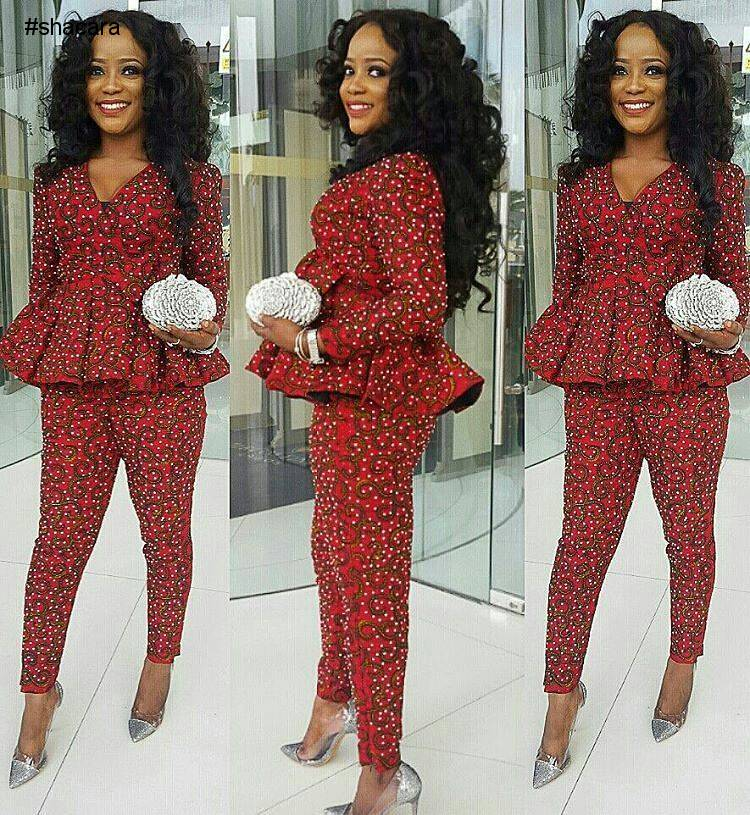 MORE LACE AND ANKARA ASO EBI STYLES YOU SHOULD SEE