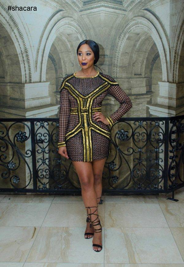 South African Women Step Out Absolutely Flawless & Glamorous At The You Spectacular Awards 2016