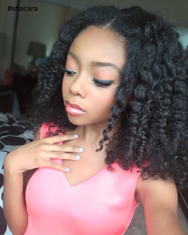 10 Times Skai Jackson Made Us Love The Kinks And Curls