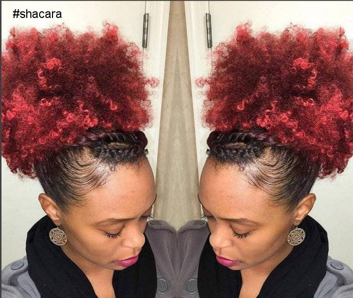 THIS ARE THE HAIRSTYLES THAT WOULD ADD SIZZLE TO YOUR LIFE