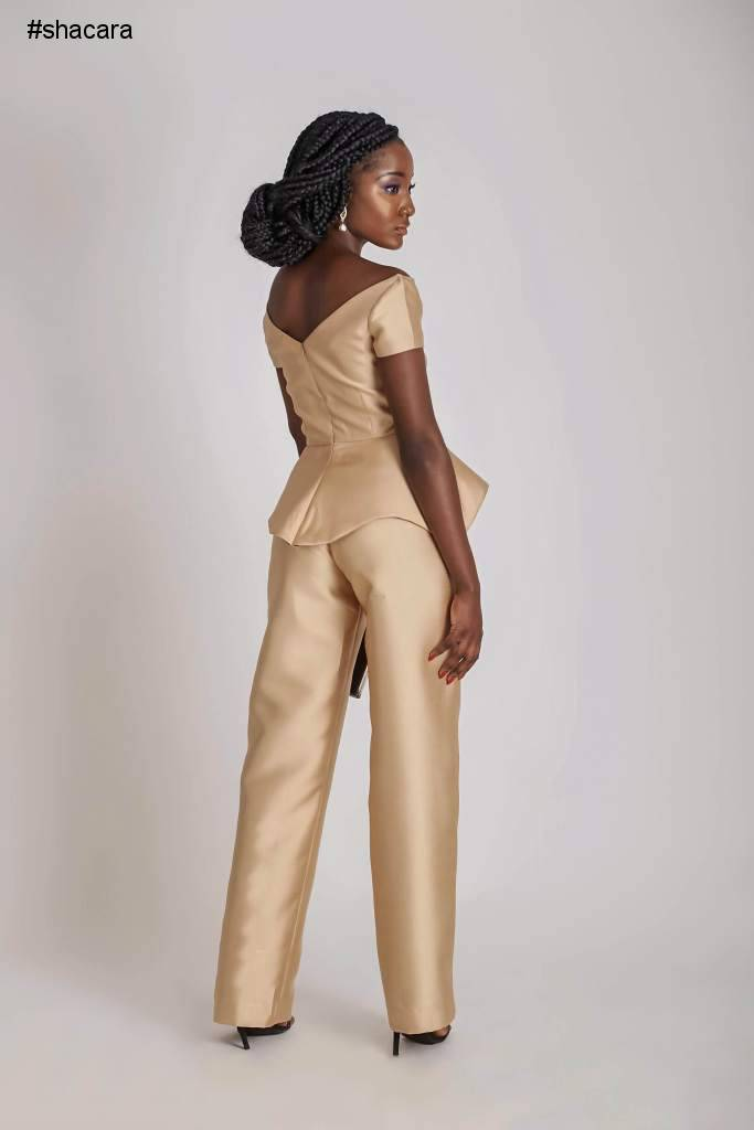 IMAD EDUSO UNVIELS ITS 2016 CAPSULE COLLECTION/LOOKBOOK THEMED GIRLY & CHIC!