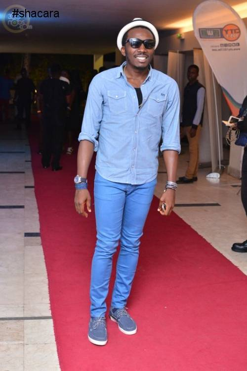 AY, Yomi Casual, Alex Ekubo And Others At Seyi Law's Fast And Funny Show