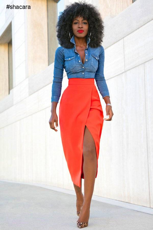 GET ON THE GROOVE THIS SEASON WITH ORANGE APPAREL