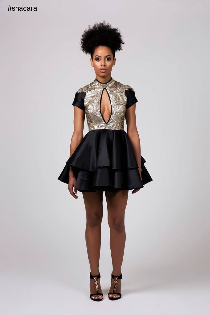 RAAAH | RAHIMA MOHAMED COUTURE LAUNCHES ITS CAPTIVATING, SEXY, WEARABLE & EMPOWERING HIGH END FASHION LINE COLLECTION THEMED 'ELEVATION'