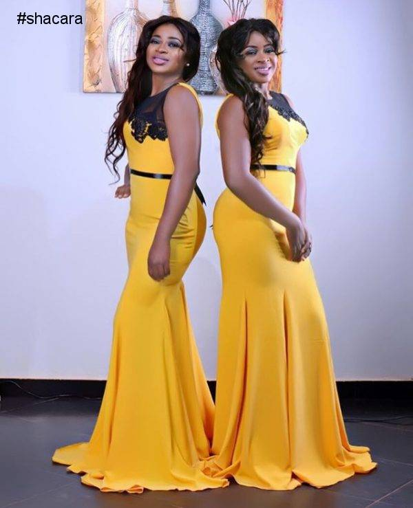 THE ANEKE TWINS GLOW IN NEWLY RELEASED PICTURES