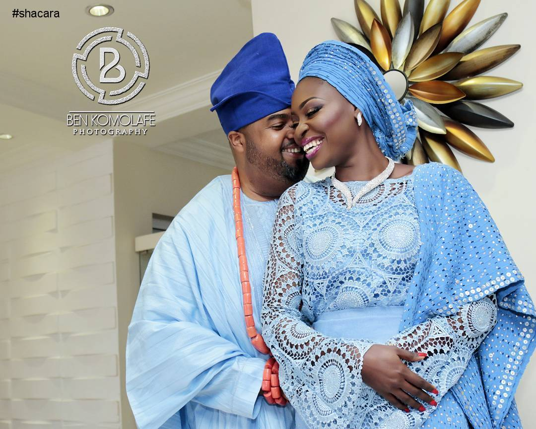 THE LOVE MOMENTS FROM OYINDAMOLA AND ROTIMI'S WEDDING