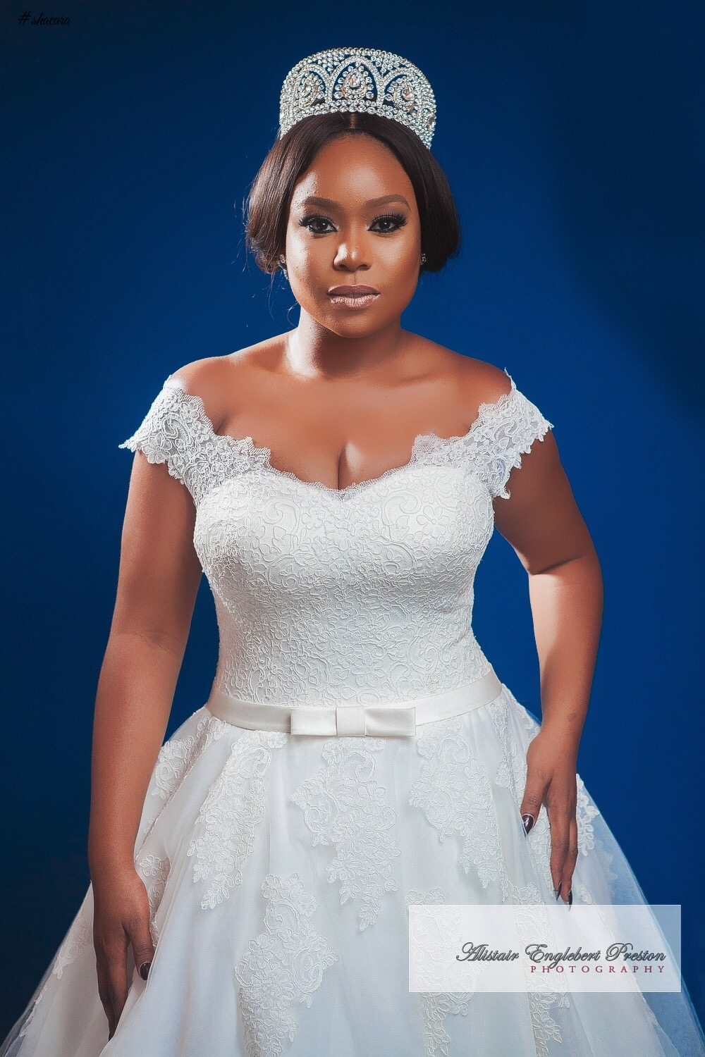 Mimi Onalaja Channels 4 Different Brides In The 'Elizabeth & Lace Bridal X Wardrobe Manager' Fashion Campaign