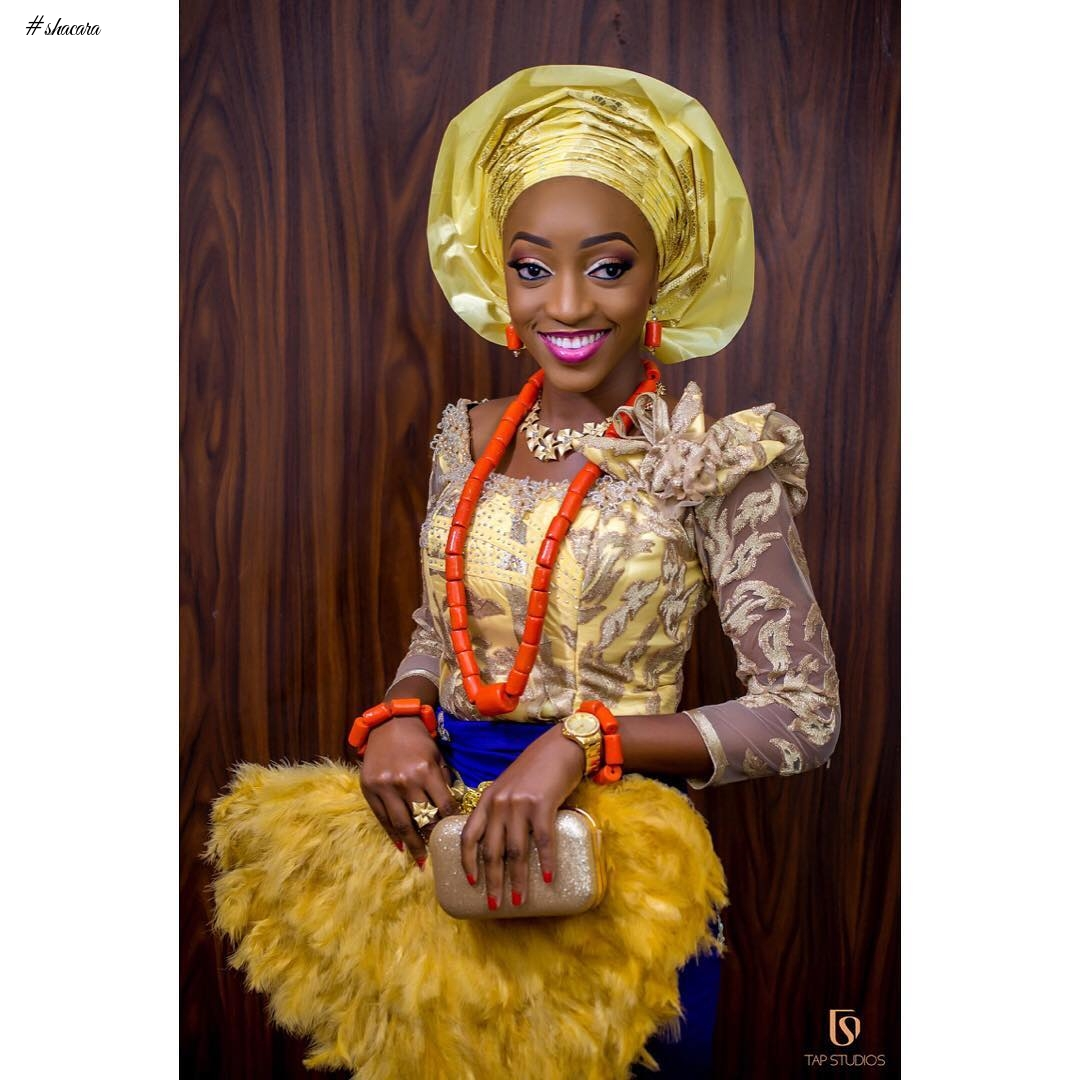 THE AKWA IBOM- YORUBA WEDDING OF NKOYO AND FEMI
