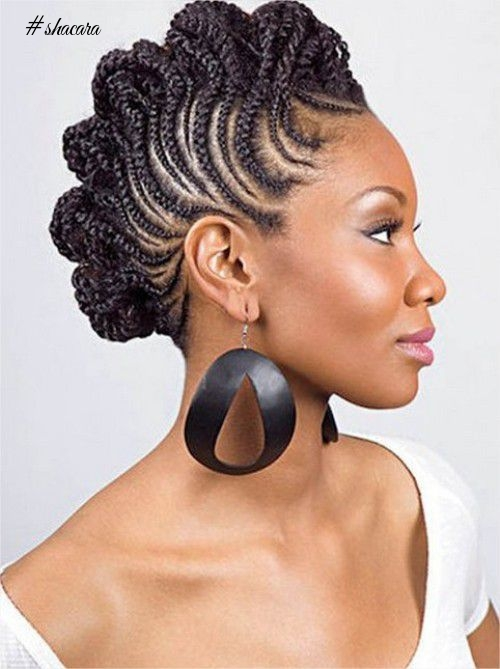 LATEST NIGERIAN HAIRSTYLES YOU SHOULD SEE