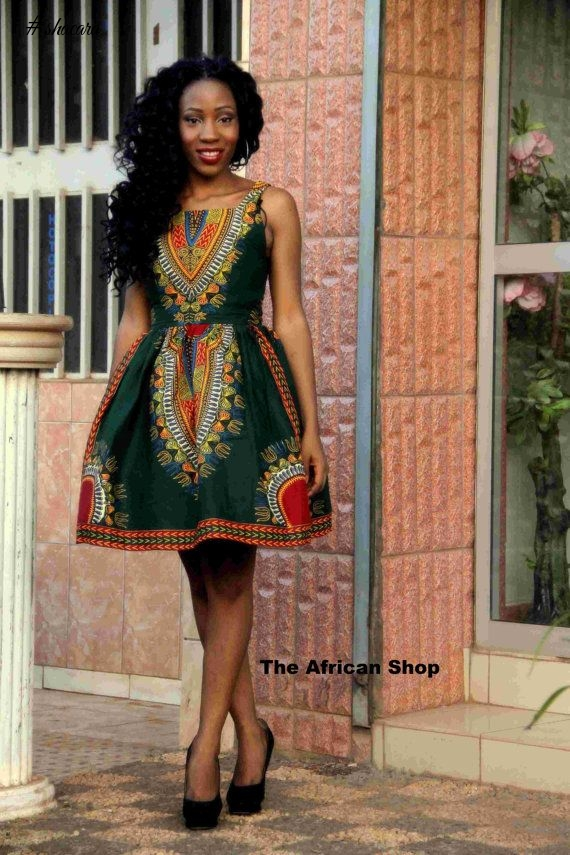 SOPHISTICATED ANKARA STYLES FOR NIGERIAN WOMEN