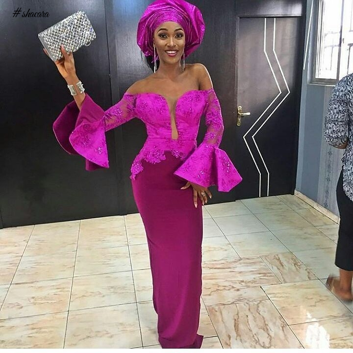 STERLING SEXY ASO EBI STYLES TO CHOOSE FROM THIS WEEKEND