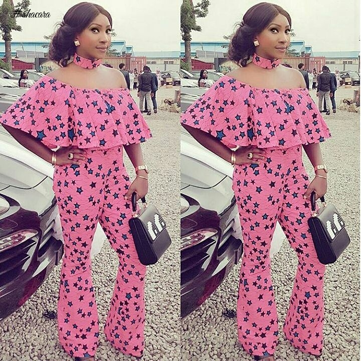 LATEST ANKARA STYLES FOR THE MATURED WOMAN