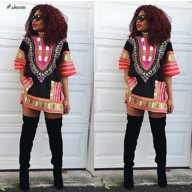 ANKARA STYLES THAT YOU CAN PULL OFF THIS WEEKEND