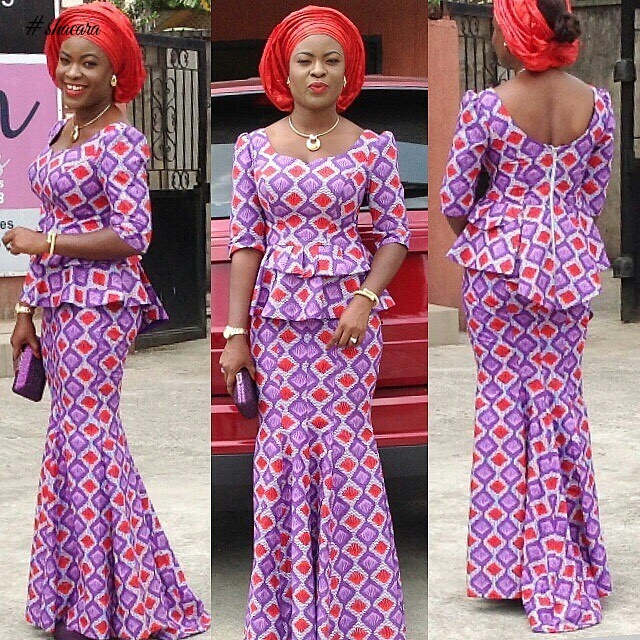LATEST STYLES FOR THE ASO EBI JUNKIES