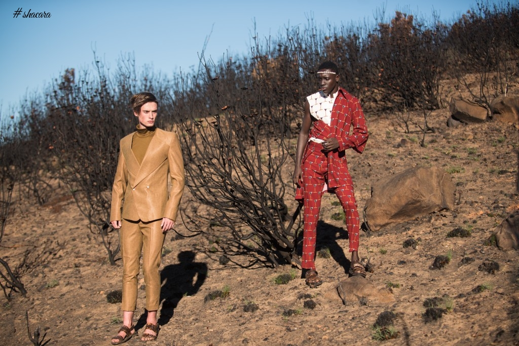 Men's Fashion: EmmyKasbit A/W '17 Collection 'Expedition'