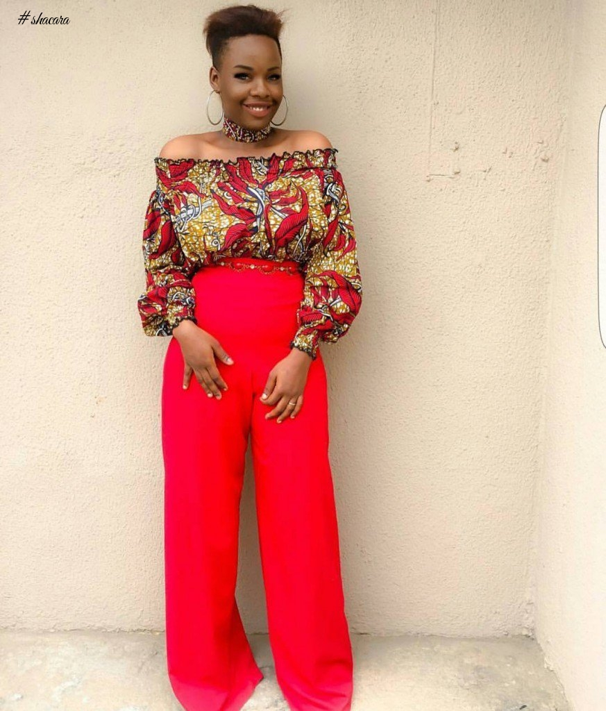 ANKARA STYLES FOR THE WEEK