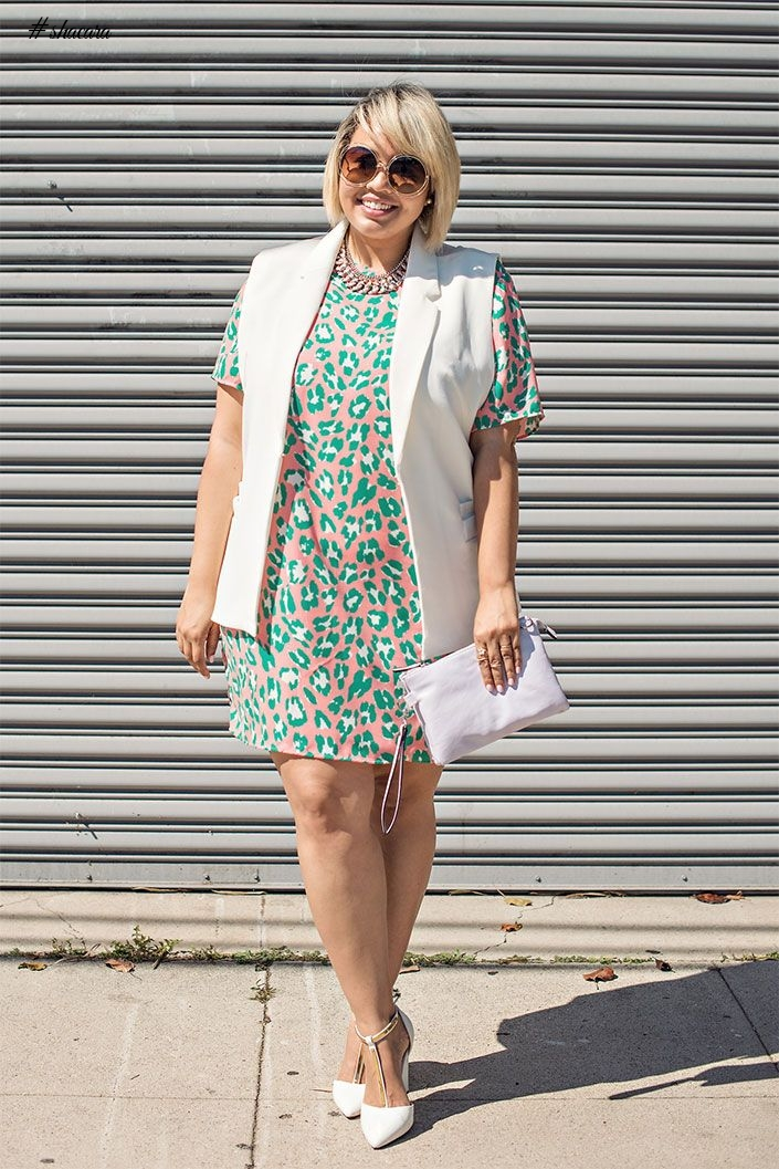 ELEGANT PLUS SIZE WORK OUTFITS