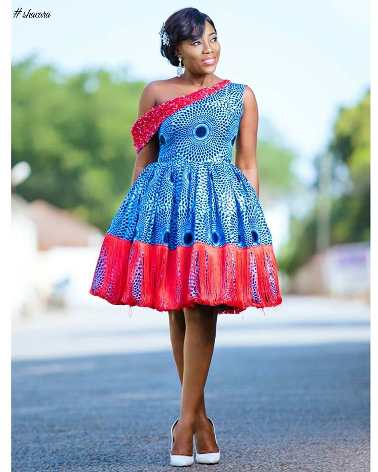 FASHIONABLE ANKARA STYLES YOU SHOULD SEE