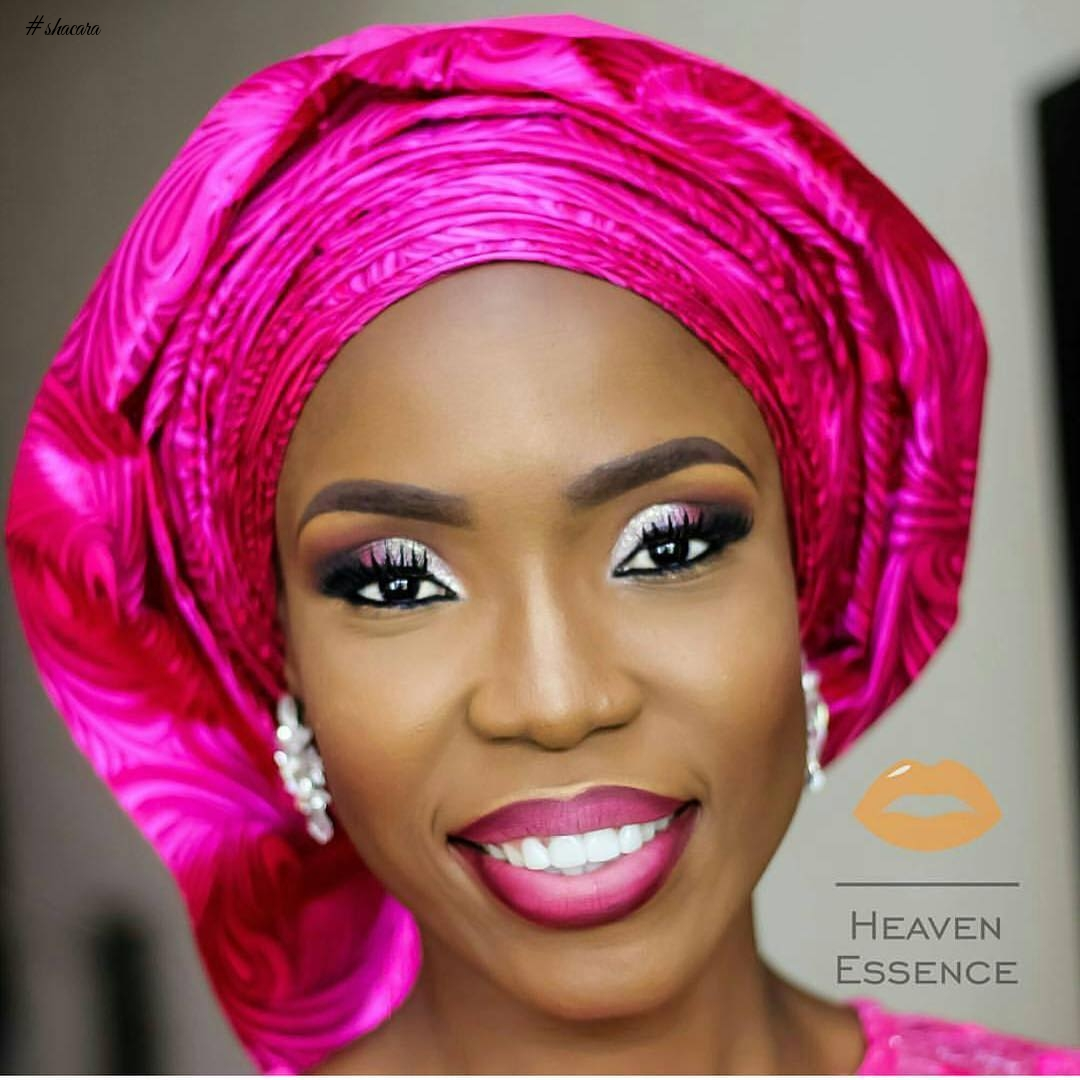 NIGERIAN WOMEN AND THEIR GELE STYLES