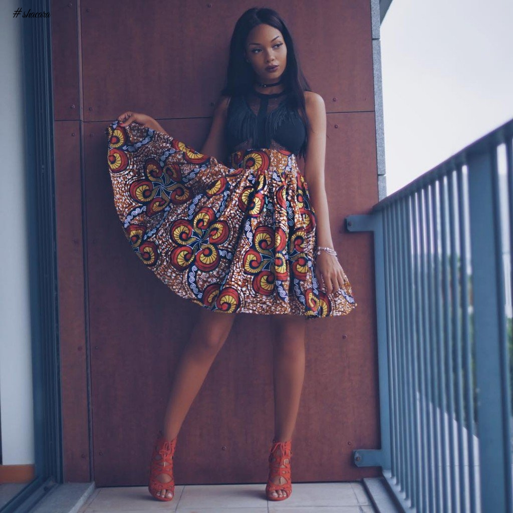 INCREDIBLE ANKARA STYLES THAT YOU NEED TO SEE