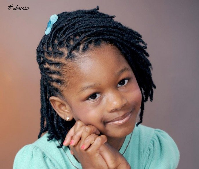 THE AMAZING HAIRSTYLES YOU SHOULD TRY ON YOUR PRETTY LITTLE GIRLS THIS SEASON!