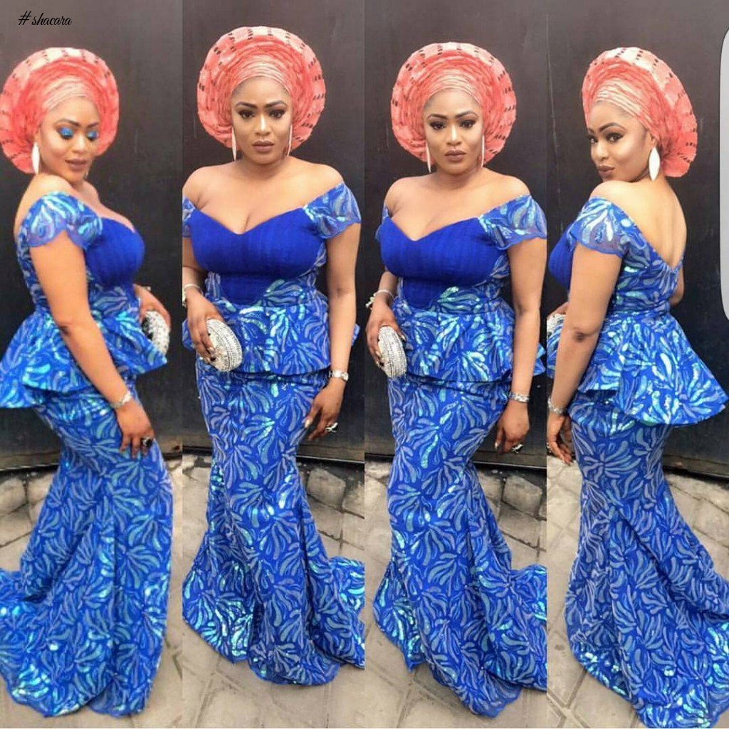 ASO EBI STYLES FOR THE GOOD TIMES