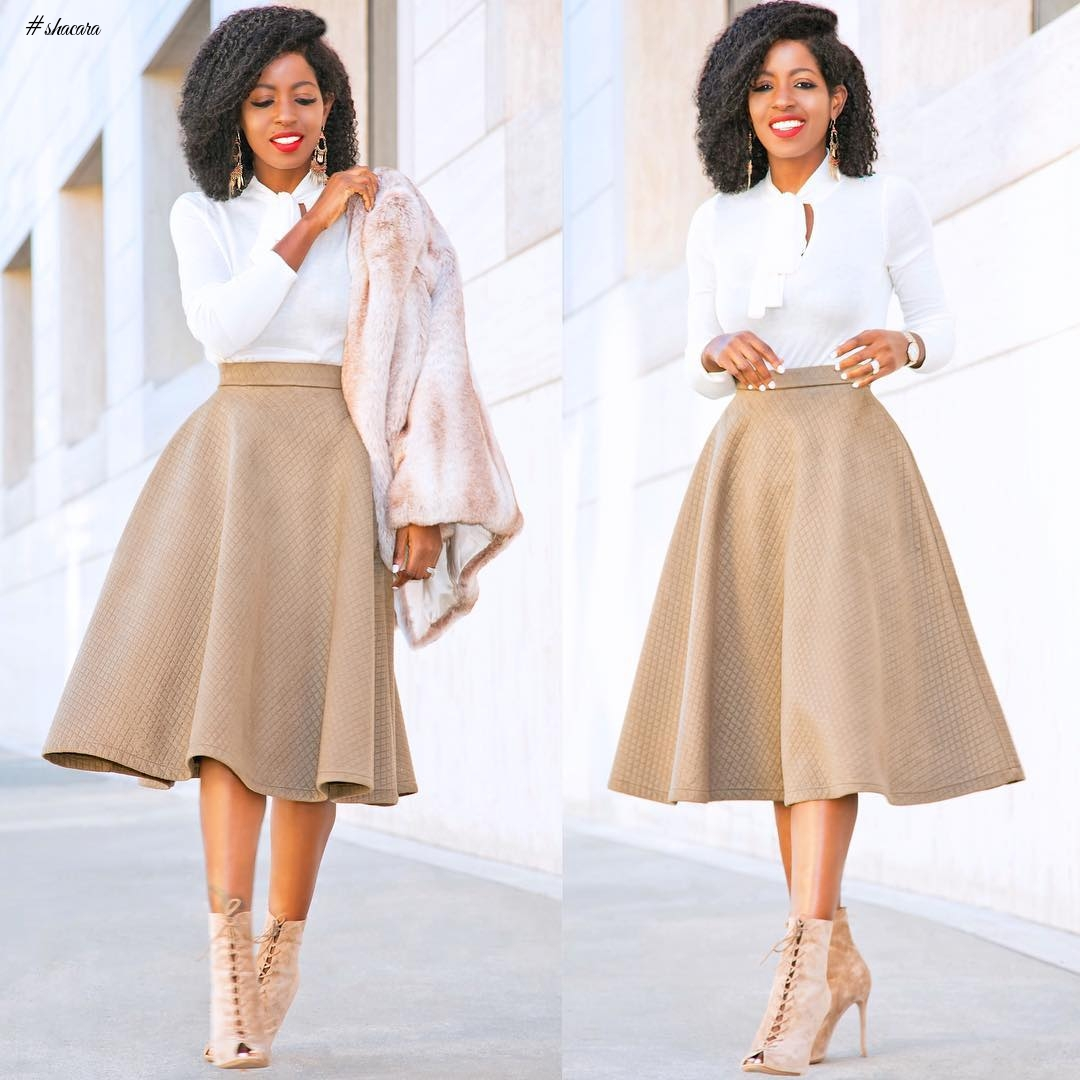 FIERCE WORK OUTFIT IDEAS TO KICK OFF THE WEEK